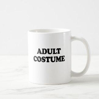ADULT COSTUME COFFEE MUG