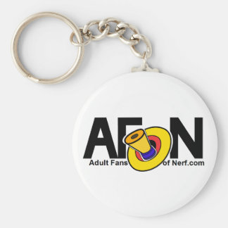 Adult Fans of Nerf Keychain