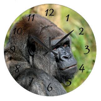 Adult Gorilla Clock