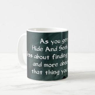 Adult Hide And Seek Coffee Mug