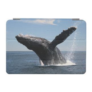 Adult Humpback Whale Breaching iPad Mini Cover