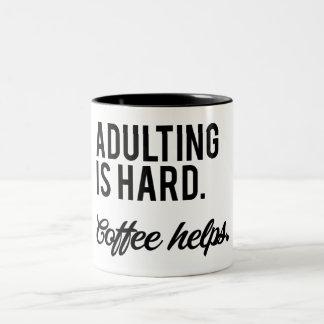 Adult Mug