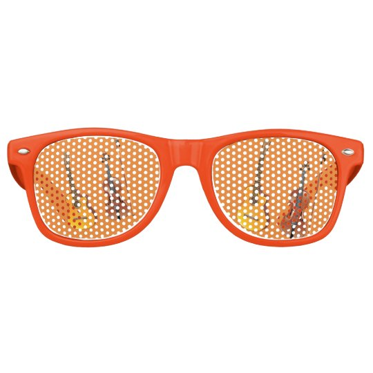 Adult Retro Music House Party Sunglasses