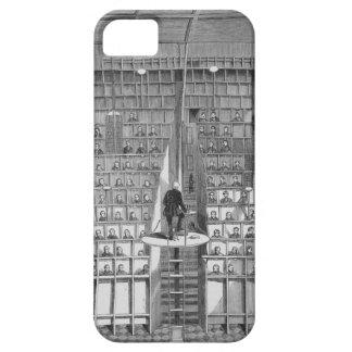 Adult School in the Chapel, on the Separate System Barely There iPhone 5 Case