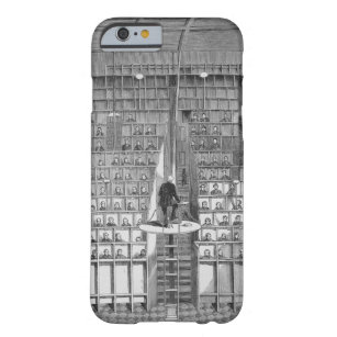 Adult School in the Chapel, on the Separate System Barely There iPhone 6 Case
