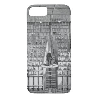 Adult School in the Chapel, on the Separate System iPhone 8/7 Case