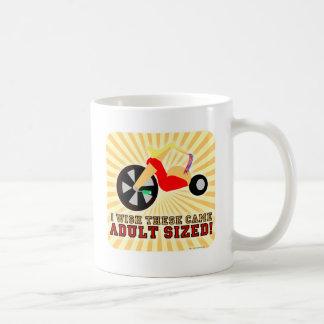 Adult Sized! Coffee Mug