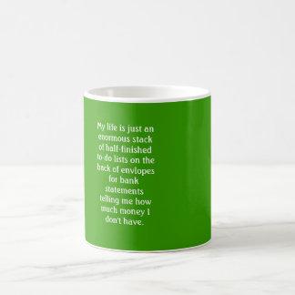 Adulthood Ain't So Great Coffee Mugs