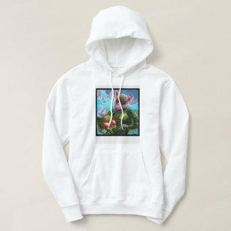 Adults halo pig jumper hoodie