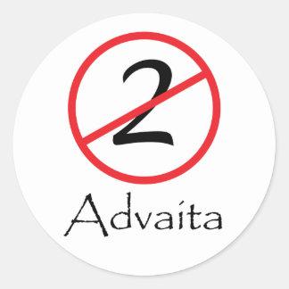 Advaita - Not Two Sticker