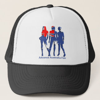 Advance Australia Fair, Australia T-Shirts! Trucker Hat