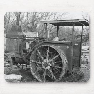 Advance Rumely Tractor, 1936 Mouse Pad