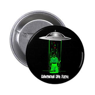 Advanced Life Form 6 Cm Round Badge