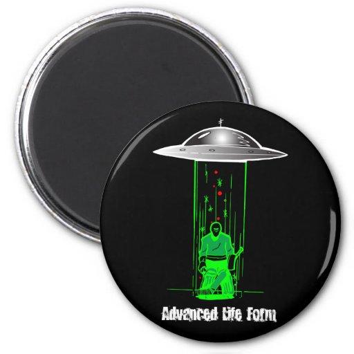 Advanced Life Form Magnet