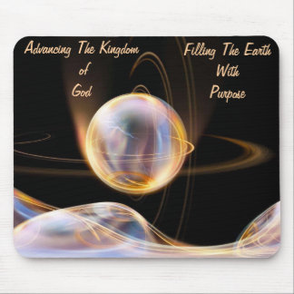 Advancing The Kingdom Mousepad