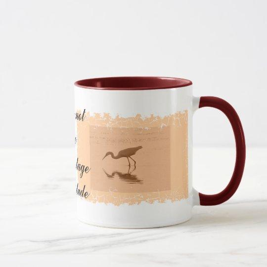 Advantage of Solitude Mug