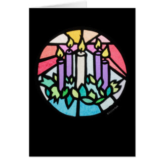 advent card