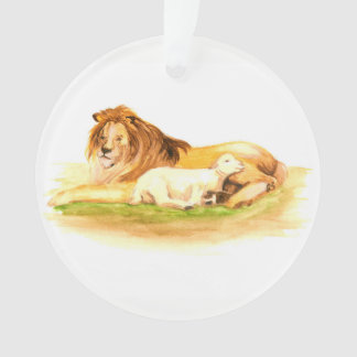 Advent Jesse Tree Lion and Lamb