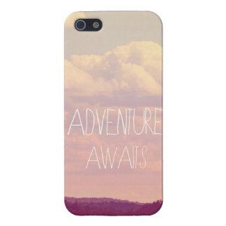 Adventure Awaits iPhone 5 Case
