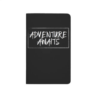 Adventure Awaits Pocket Journal