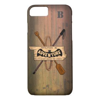 ADVENTURE CABIN by Slipperywindow iPhone 7 Case