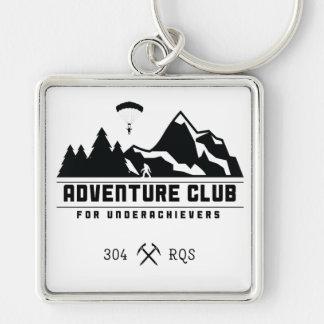 Adventure Club for Underachievers/304 keychain
