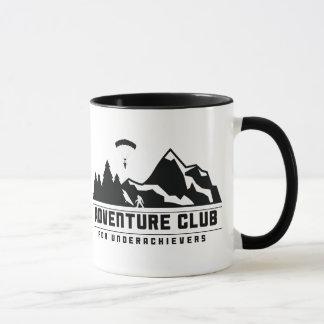 adventure Club for Underachievers mug