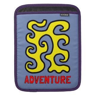 """Adventure"" iPad, iPad Mini, MacBook Air Sleeve"