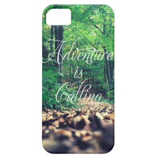 Adventure is calling iPhone 5 covers