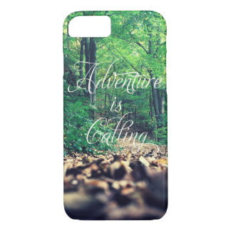 Adventure is calling iPhone 8/7 case