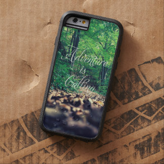 Adventure is calling tough xtreme iPhone 6 case