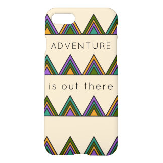 Adventure is out there - iphone 7 case - matte