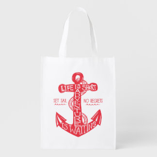 Adventure is Waiting Tote Bag