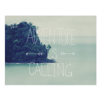 Adventure Island Postcard