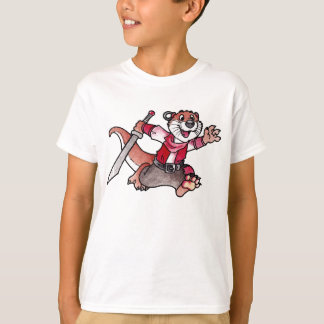 Adventure Otter Tee Shirt