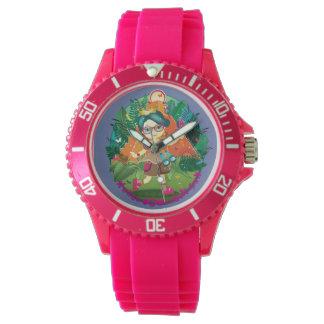 Adventure Princess Watch! Wristwatches
