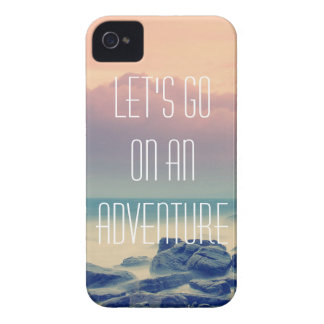 Adventure print iPhone 4 covers