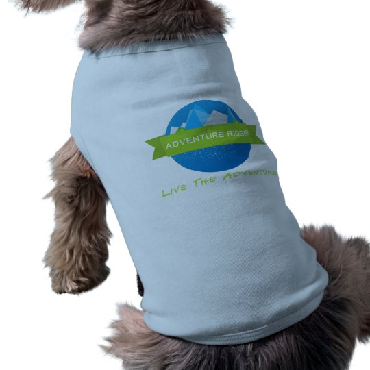 Adventure Ridge Dog Shirt