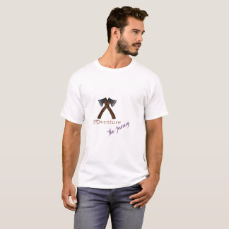 Adventure the journey of life T-Shirt