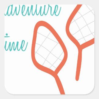 Adventure Time Square Sticker