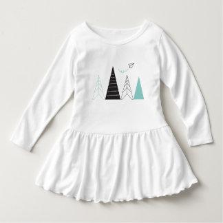 Adventure Toddler Ruffle Dress