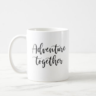 Adventure Together Mug (White)