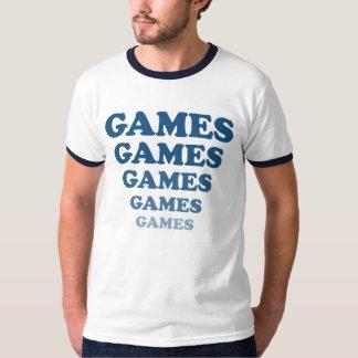 "Adventureland ""Games Games Games"" Shirt"