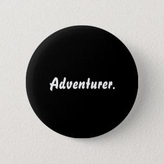 Adventurer Button Black