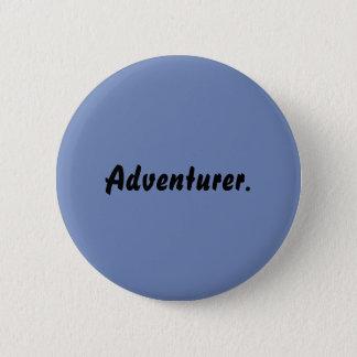 Adventurer Button Blue