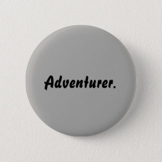 Adventurer Button Gray