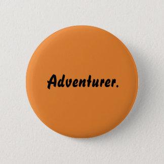Adventurer Button Orange