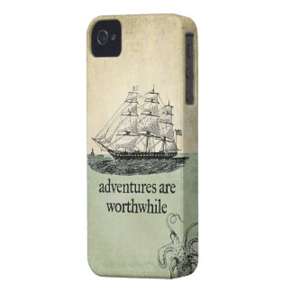 Adventures Are Worthwhile iPhone Case