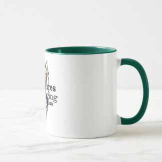 Adventures in Gardening 'Green Thumbs' Coffee Mug