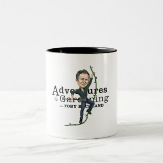 Adventures in Gardening w/Toby Buckland Coffee Mug